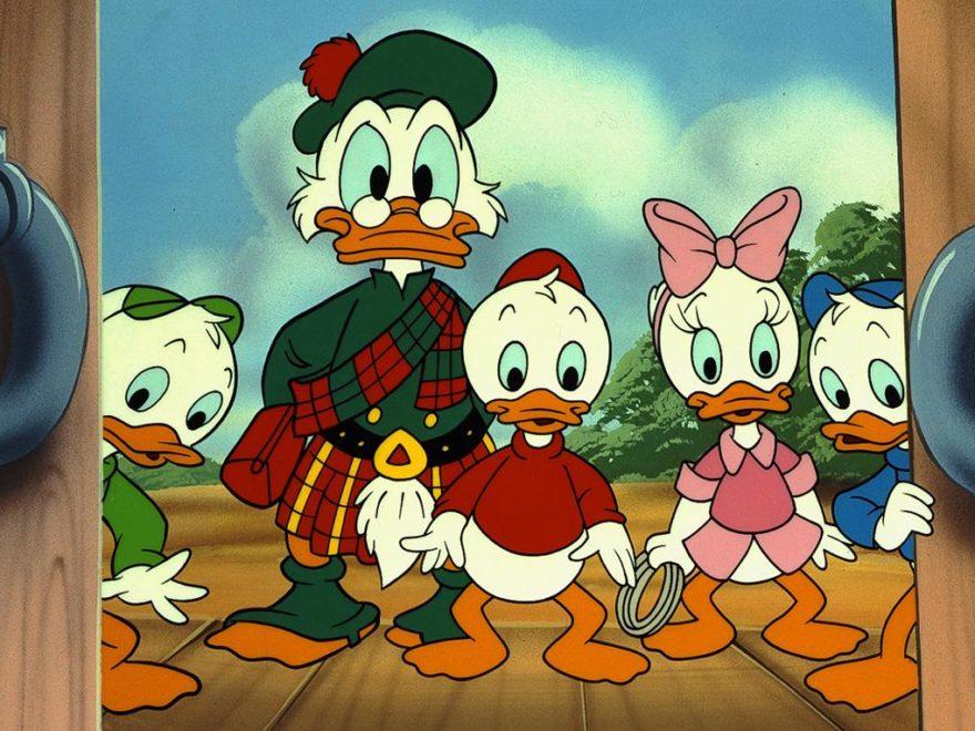 Ducktales! Woo ooh!