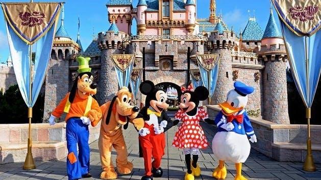 The Land of Disney