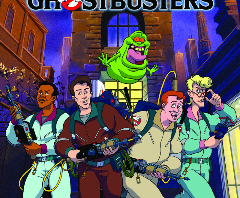 It's time for some Real Ghostbusters