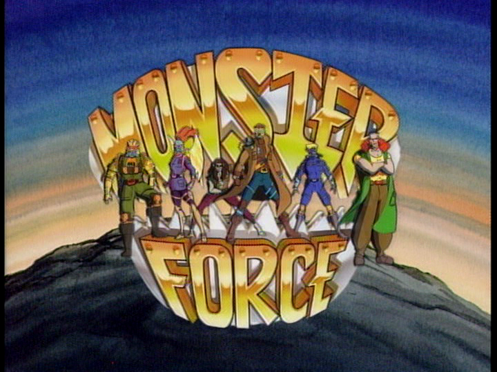 Monster Force